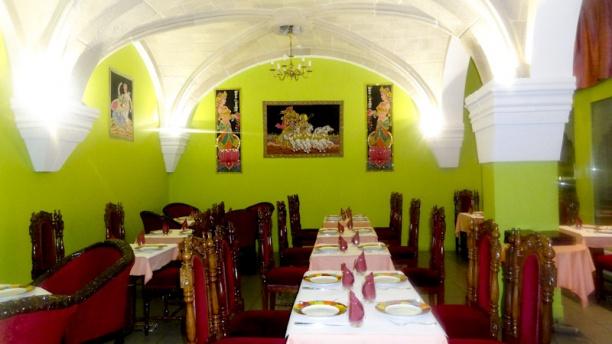 Taste of Madras Vue salle