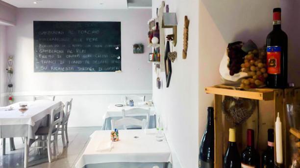 Ristorantino della Gio Sala del ristorante