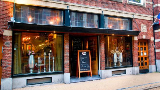 Restaurant - Louis XV, Groningen