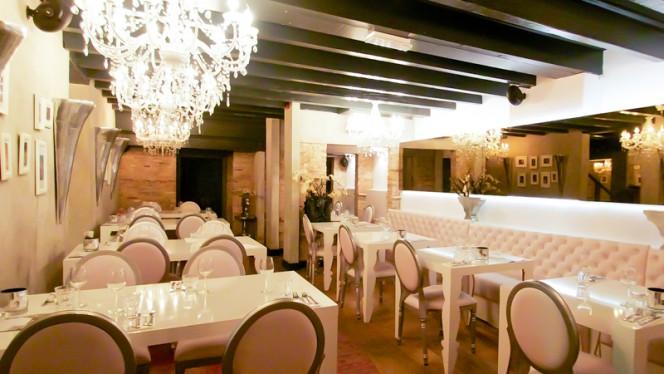 Restaurantzaal - Louis XV, Groningen