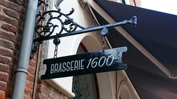 Brasserie 1600 Ingang