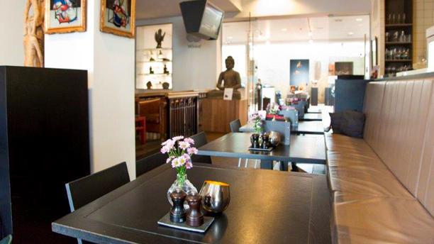 Lunchroom Wereldmuseum lunchroom