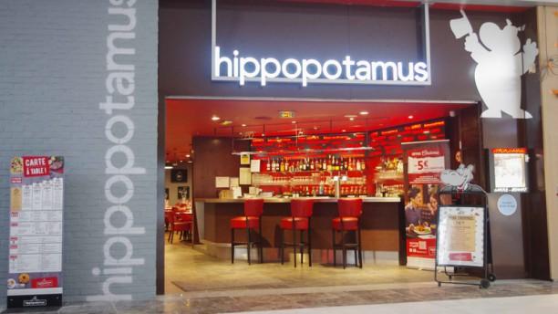 Hippopotamus Carré Sénart Bienvenue