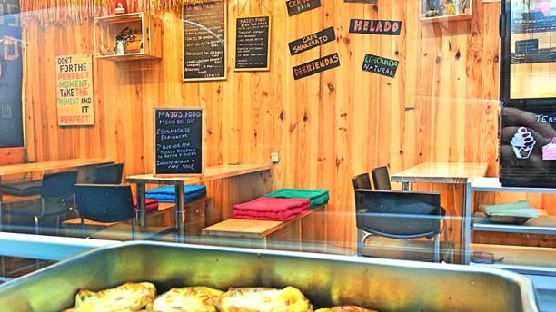 Majo's Food Vista sala