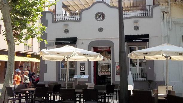 Sushi Lounge Vista terraza