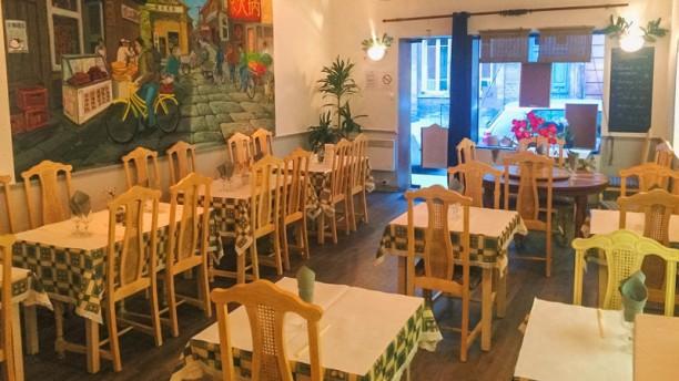 Chongqing Salle du restaurant