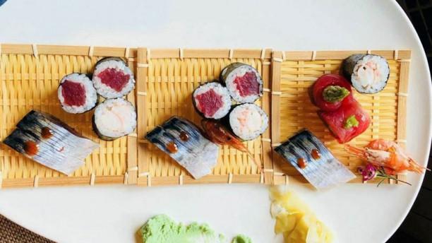 Tori Sushi house Sugestão do chef