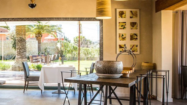 BonAmb Restaurant Vista de la sala