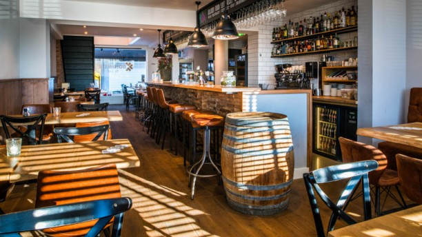 Bonheur By Lust Het restaurant