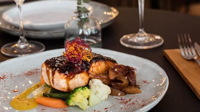 Sugerencia del chef - about.salmon, Barcelona