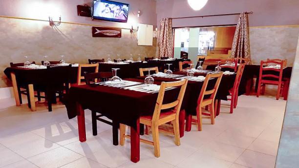 Sushi  Angel  e Comida Asiática Vista da sala