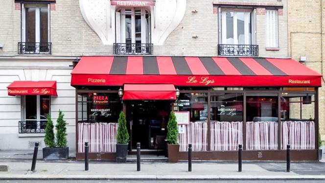 Le Lys - Restaurant - Montreuil
