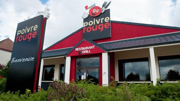 Poivre Rouge Belleville Entrée