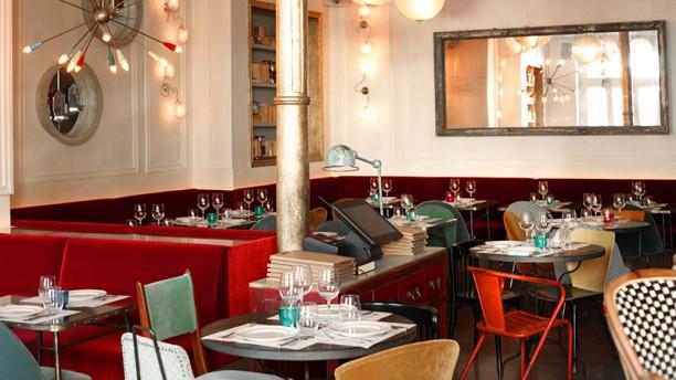 Café Kafka Vista sala