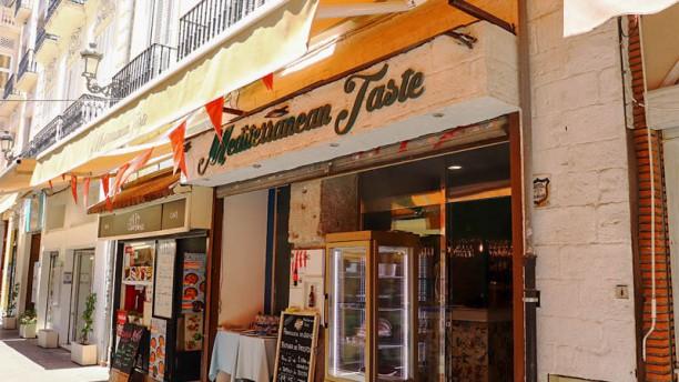 Mediterranean Taste Entrada