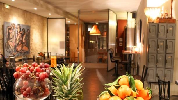 Restaurant la salle manger des chartrons bordeaux for Restaurant salle a manger