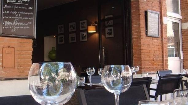 Le bistrot in toulouse restaurant reviews menu and for Restaurant le miroir toulouse