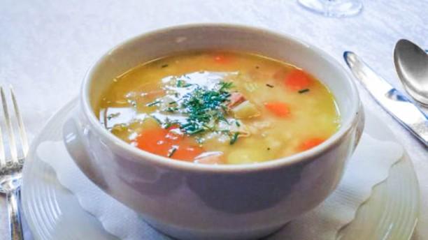 Ustaria Posta La zuppa d'orzo