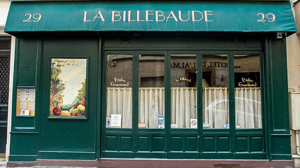 La Billebaude Restaurant Paris