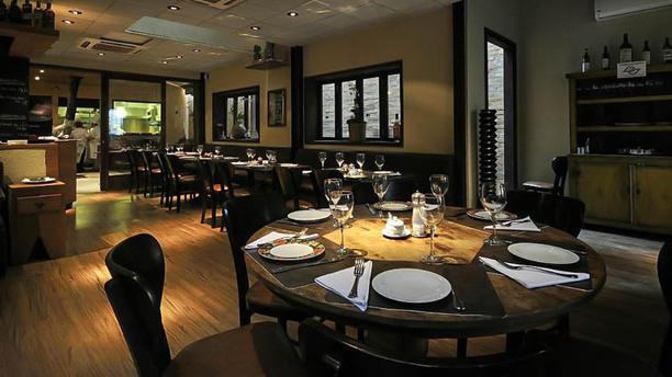 Chiado Bar e Restaurante Vista da sala