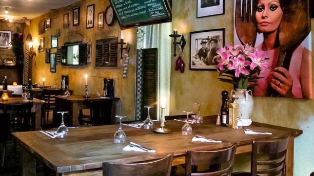 Restaurante trattoria totò en Ámsterdam menú opiniones
