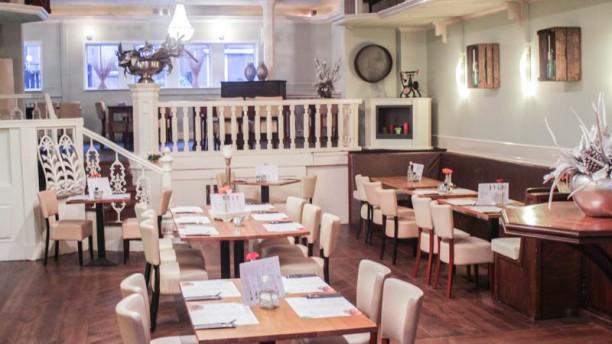 Proeverij717 Het restaurant