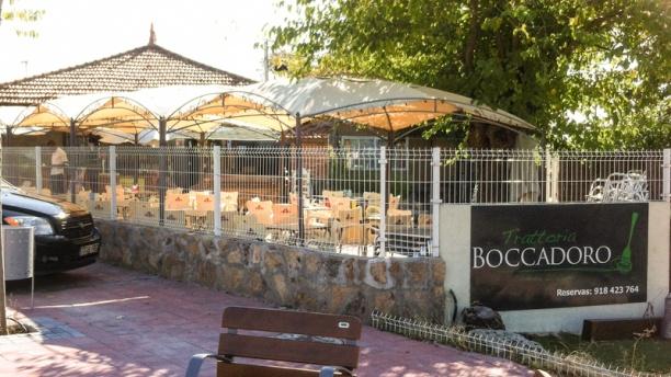 Trattoria Boccadoro La terraza