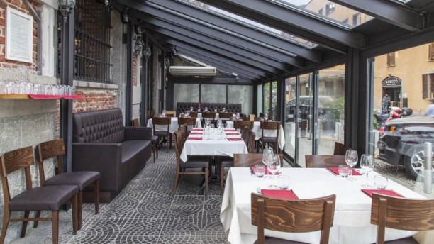 Really Nice Place We Had A Delicious Dinner Antica
