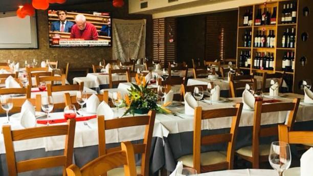 Marreta Restaurante Marisqueira Sala
