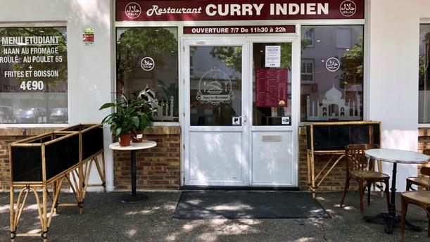 Curry Indien Devanture