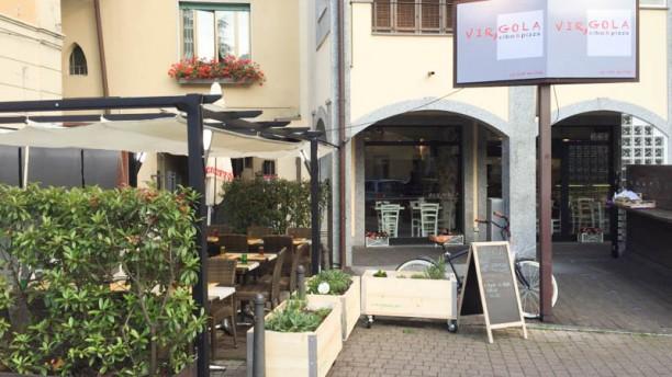 VirGola Cibo & Pizza Esterno