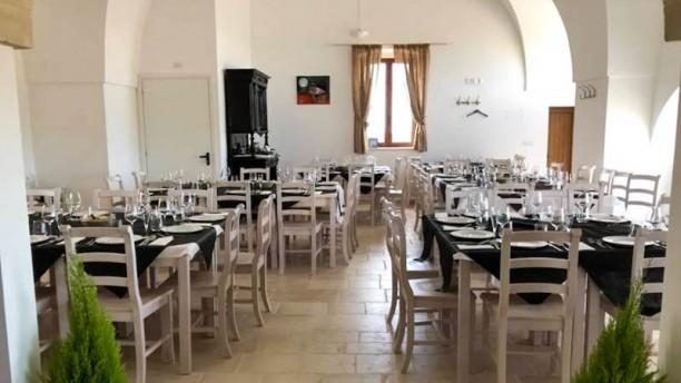 Masseria Donna Teresa Veduta dell interno