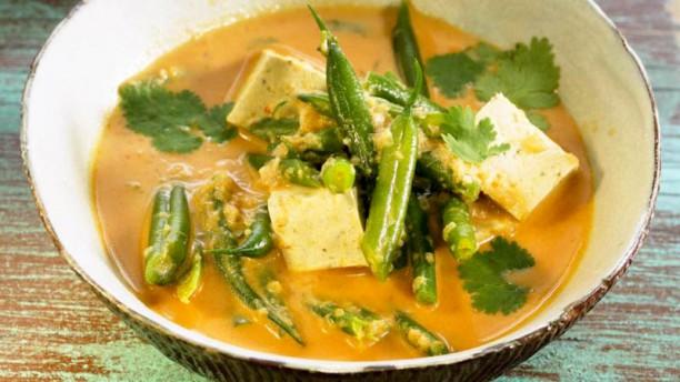 Mango Thaï Suggestion de plat