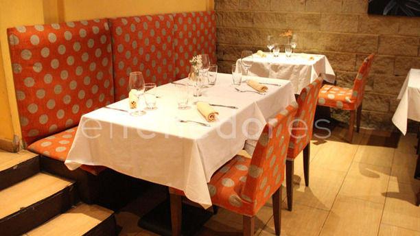 Restaurante fusiones en madrid museo del prado sol for Restaurante calle prado 15 madrid