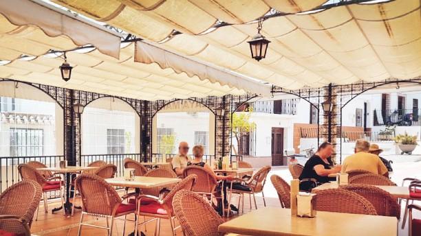 Playamaro - Hotel Playamaro vista terraza