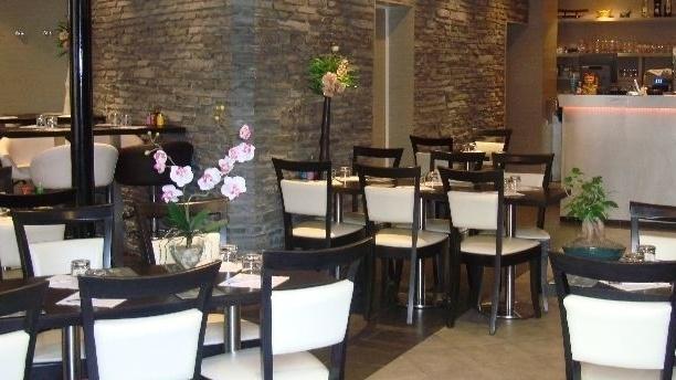Let's Wok Salle du restaurant