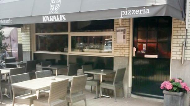 Ristorante Pizzeria Karalis Ingang