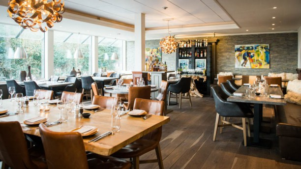BOSQ - the spirited restaurant Restaurant