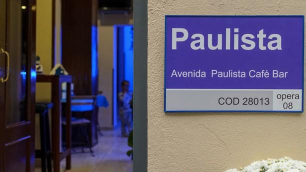 Avenida Paulista Café Entrada