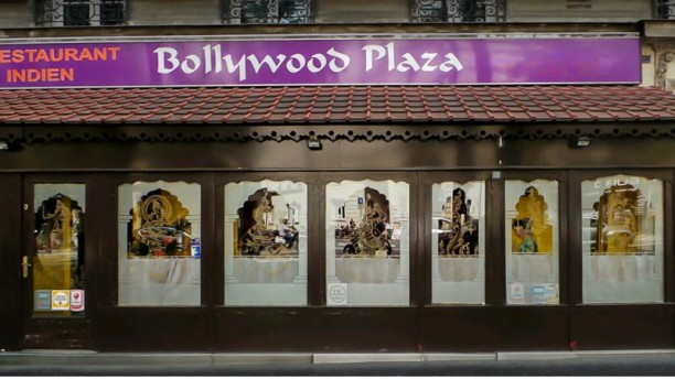 Bollywood Plaza Devanture