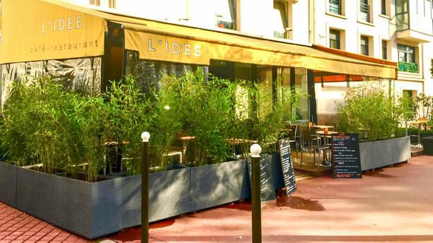 L'Idée Restaurant L'idée
