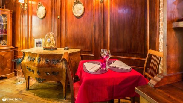 La salle manger de bubune in parijs menu - Restaurant la salle a manger marcq en baroeul ...