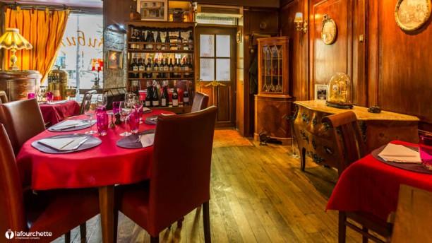 Restaurant bubune paris 75017 ternes porte maillot - Auberge dab porte maillot restaurant ...