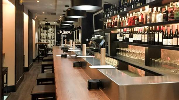 Restaurante la roca de abascal en madrid almagro for Restaurante la roca