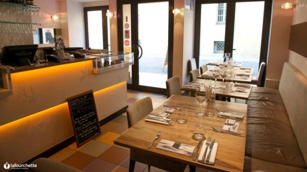 Carré Llorca Salle du restaurant