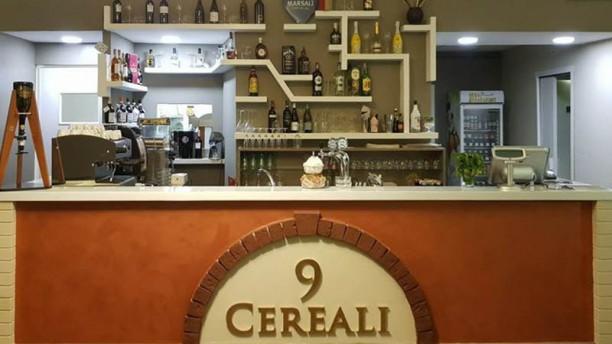 9 Cereali Vista sala