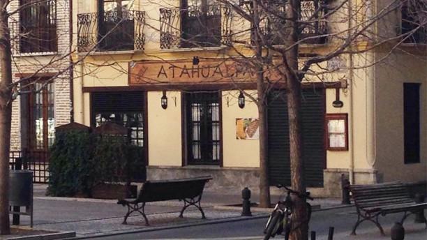 Atahualpa Steak House Vista exteriores