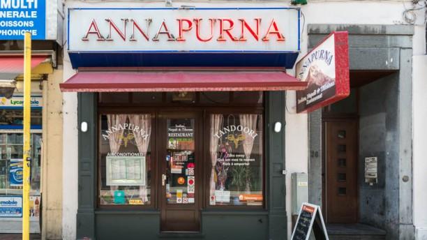 New Annapurna devanture
