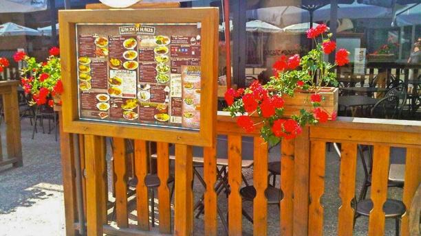 Wiener haus Esterno ristorante