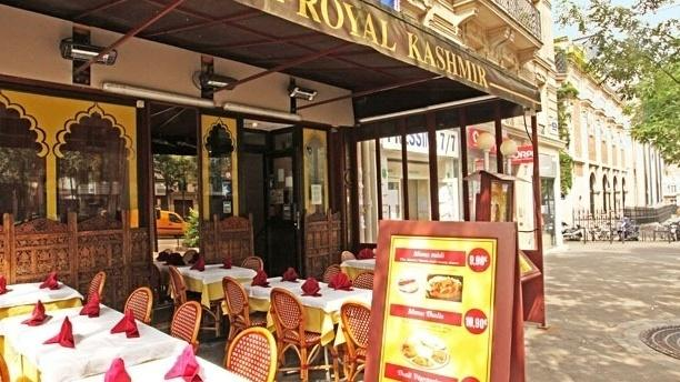 Royal Kashmir Bienvenue au restaurant Royal Kashmir